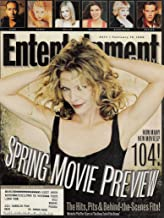 Entertainment Weekly Magazine - February 12, 1999 - Michelle Pfeiffer (The Deep End of the Ocean) - Spring Movie Preview