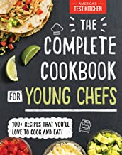 cookbook for young chefs