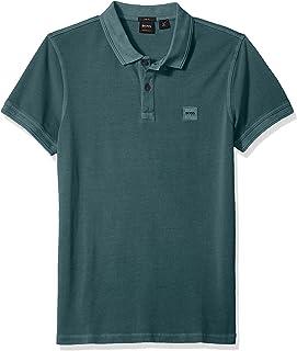 Hugo Boss Men's Prime Slim Fit Short Sleeve Polo T-Shirt