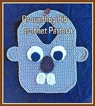 Groundhog Bib Crochet Pattern
