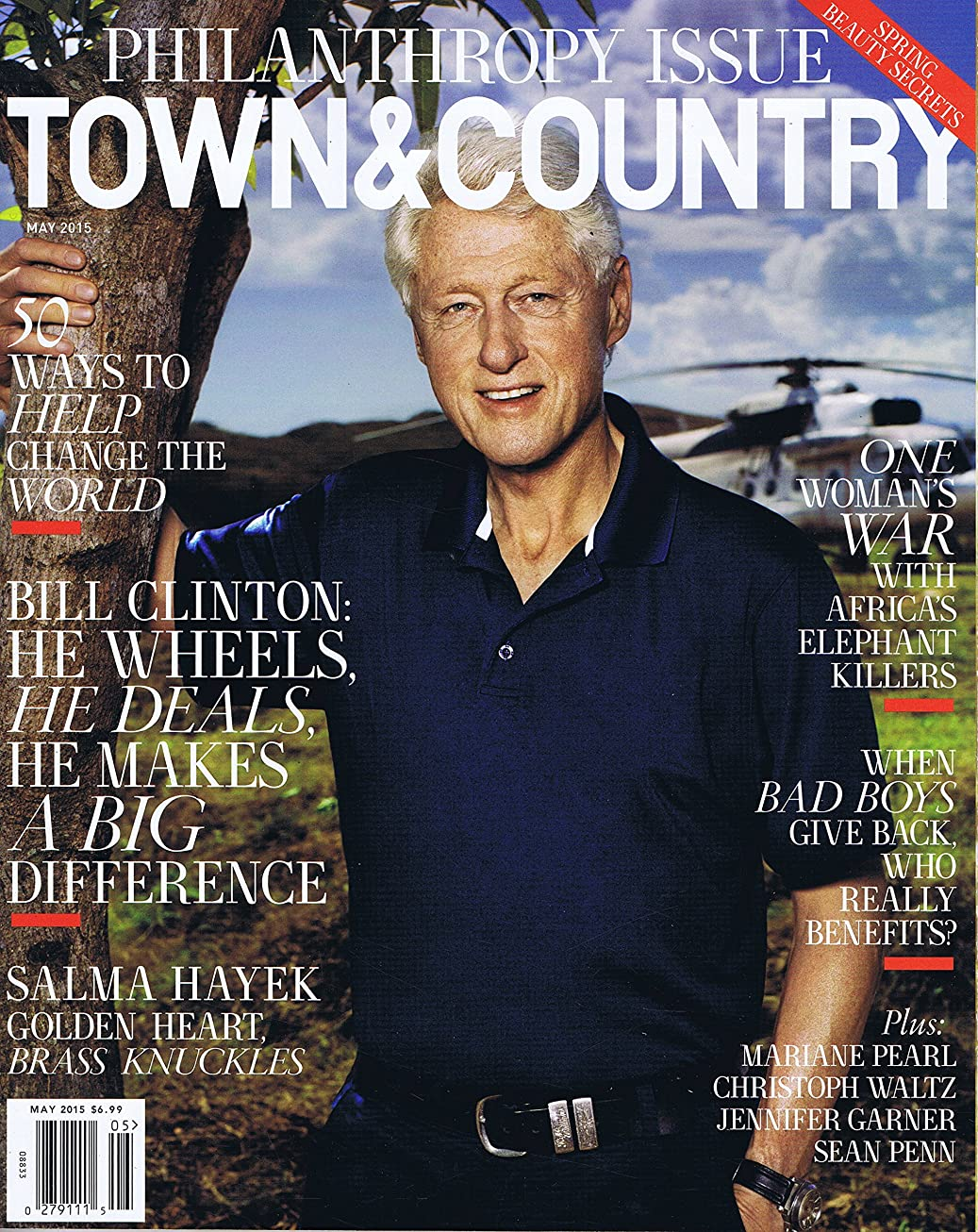 鋼最後の改革Town & Country [US] May 2015 (単号)