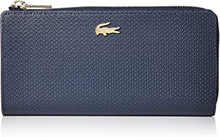 Lacoste Women Chantaco Slim Zip Wallet