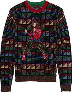 Men's Ugly Christmas Sweater Light Up