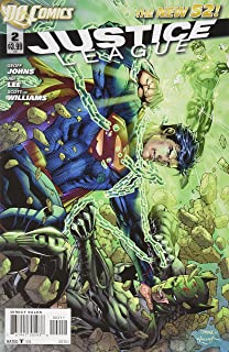 Justice League (2011) #2