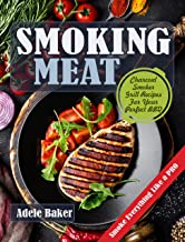 Smoking Meat: Charcoal Smoker Grill Recipes For Your Perfect BBQ