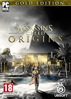 Assassin's Creed Origins - Gold Edition [PC Code - Uplay] (B071X7LXLG)   Amazon price tracker / tracking, Amazon price history charts, Amazon price watches, Amazon price drop alerts