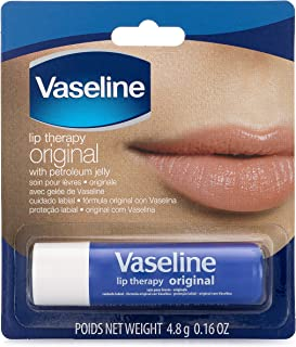 Vaseline Lip Therapy Stick with Petroleum Jelly - 2 Pack (Original)