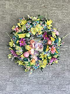Best easter egg wreaths for sale Reviews