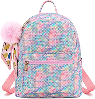 Mini Backpack Girls Cute Small Backpack Purse Teens Women Fashion Pom Shoulder Bag
