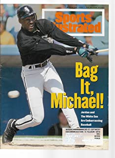 Sports Illustrated Magazine March 14 1994 Jordan and the White Sox are Embarrassing Baseball