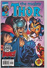 THE MIGHTY THOR COMIC BOOK VOLUME 2 NUMBER 19 JANUARY 2000
