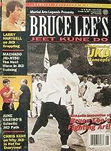 August 1995 Martial Arts Legends Presents Bruce Lee's Jeet Kune Do Harry Hartsell June Castro