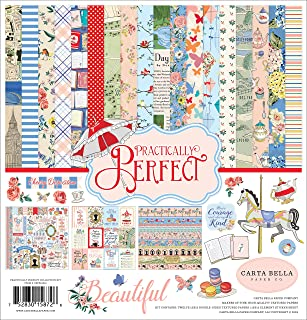 Carta Bella Paper Company Practically Perfect Collection Kit