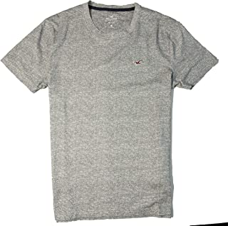 Hollister Men's Tee Graphic T-Shirt - V Neck - Crew Neck