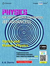 Physics for Joint Entrance Examination JEE (Advanced): Optics & Modern Physics