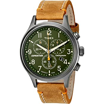 Timex Men's Expedition Scout Chronograph Watch