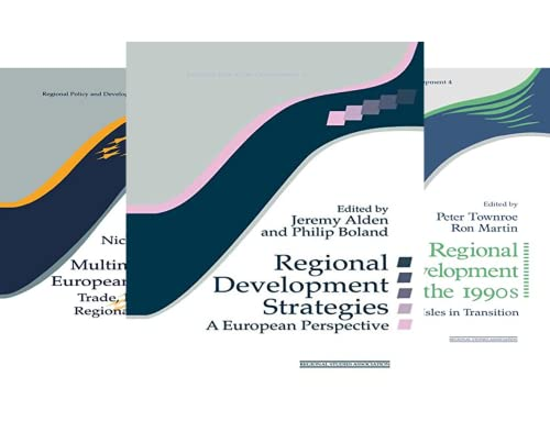Regions and Cities (51-100) (50 Book Series)