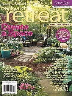 Easy Weekend Backyard Retreat Magazine Early Spring 2015