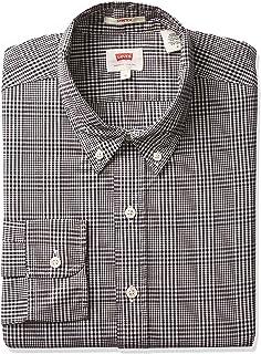 Camisa Levis Classic No Pocket Rollup Masculino Xadrez