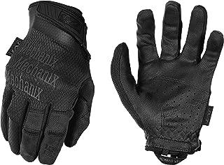 Mechanix Specialty 0.5 mm Covert Black Gloves, Large