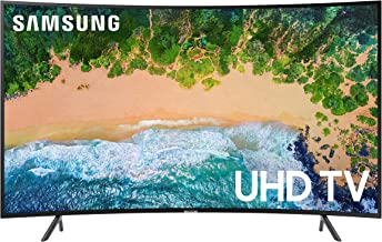 Samsung UN65NU7300 Curved 65 Inch 4K UHD 7 Series Smart TV 2018