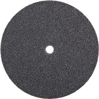 3M Scotch-Brite XL-UW Unitized Silicon Carbide Soft Deburring Wheel - Fine Grade - Arbor Attachment - 6 in Diameter - 1/2 in Center Hole - 1/2 in Thickness - 13719 [PRICE is per WHEEL]