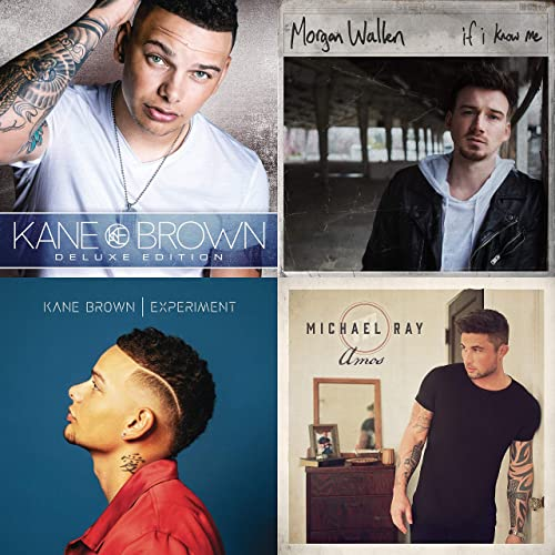 Kane Brown and More by Dustin Lynch, Becky G, Mitchell