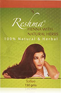 (Toffee) - Reshma Beauty Classic Henna Hair Colour, Toffee