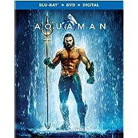 Aquaman Standard Edition on Bluray