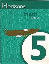 Horizons Mathematics 5, Book 2 (Lifepac)