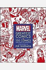 Marvel Greatest Comics: 100 Comics that Built a Universe Kindle Edition