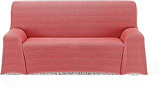 Cardenal Textil Regina Foulard Multiusos, Rojo, 180x290 cm