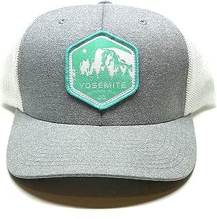 Skye Mountain Co.. - Yosemite Logo Hat | Trucker Hat - Snapback (One Size)