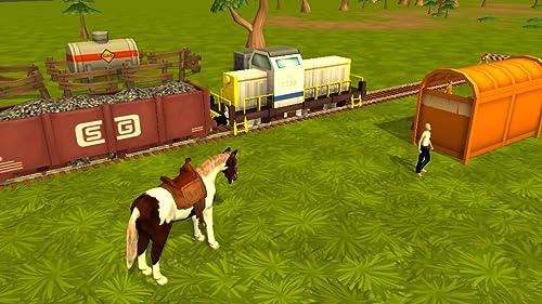 『Horse Simulator』のトップ画像