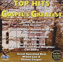 Top Hits Vol.2 Gospels Greatest