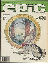 Epic The Marvel Magazine of Fantasy & Science-Fiction February 1985 (Vol 1, No 28)