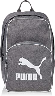 Originals Backpack Retro woven Rucksack Steingrau