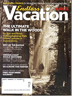 RCI Endless Vacation Magazine, September October 2005 (Vol. 30, No. 5)