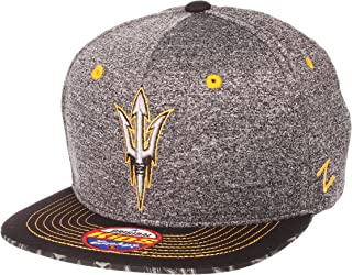 Children Boy's Prodigy Youth NCAA Snapback Hat, Gray/Team Color, Adjustable