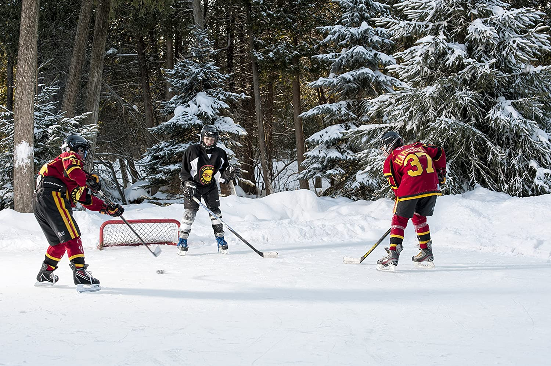 Rinkmaster Skating Rink Kit 15 X 22 Amazon Ca Sports Outdoors Backyard rink kit canada amazon