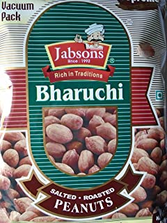 Jabsons Bharuchi Pinda's Gezouten & Geroosterd 400g (Pack van 2)