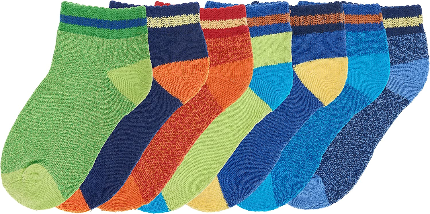 Trimfit 7-Pack Lowcut with Cushion Socks