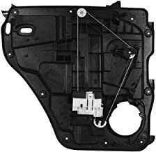 APDTY 104235 Power Window Motor & Regulator Assembly Rear Right Passenger-Side Fits 2007-2011 Dodge Nitro (Replaces 68004822AA, 68004822AB, 68004824AA, 68004824AB)
