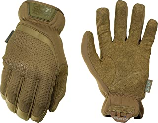 Mechanix Wear FastFit Tactical Gloves, Large, Coyote