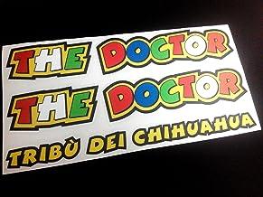 Pegatinas The Doctor Rossi 46 Moto GP ECO09 Stickers Valentino AUFKLEBER Decals