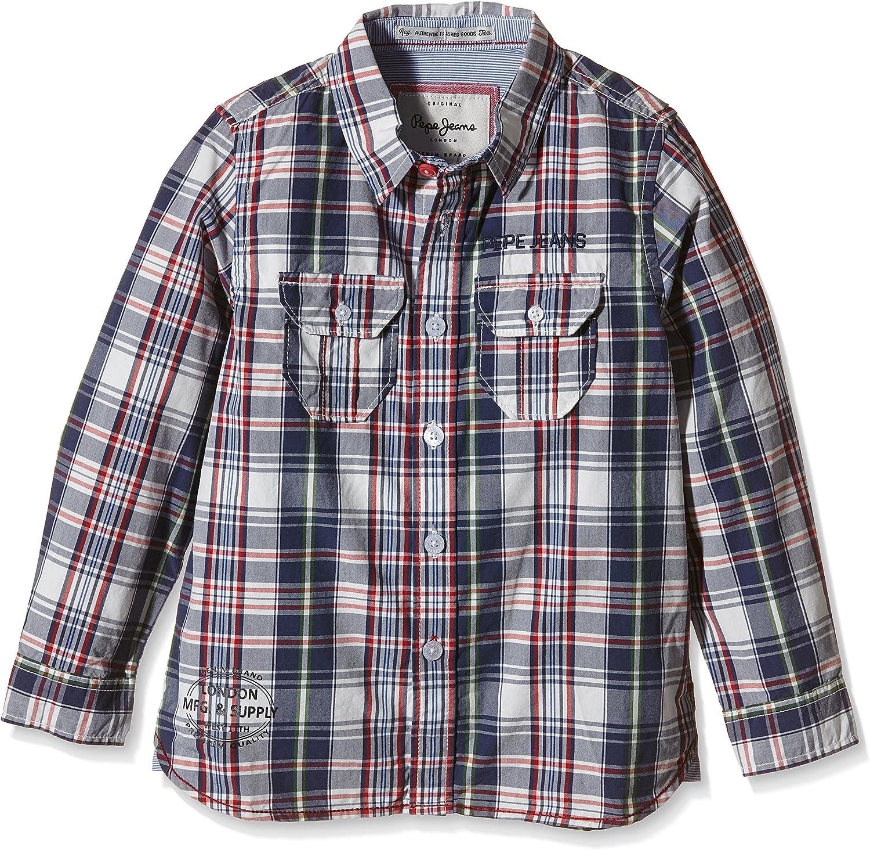 Pepe Jeans Sheldon Camisa para Niños