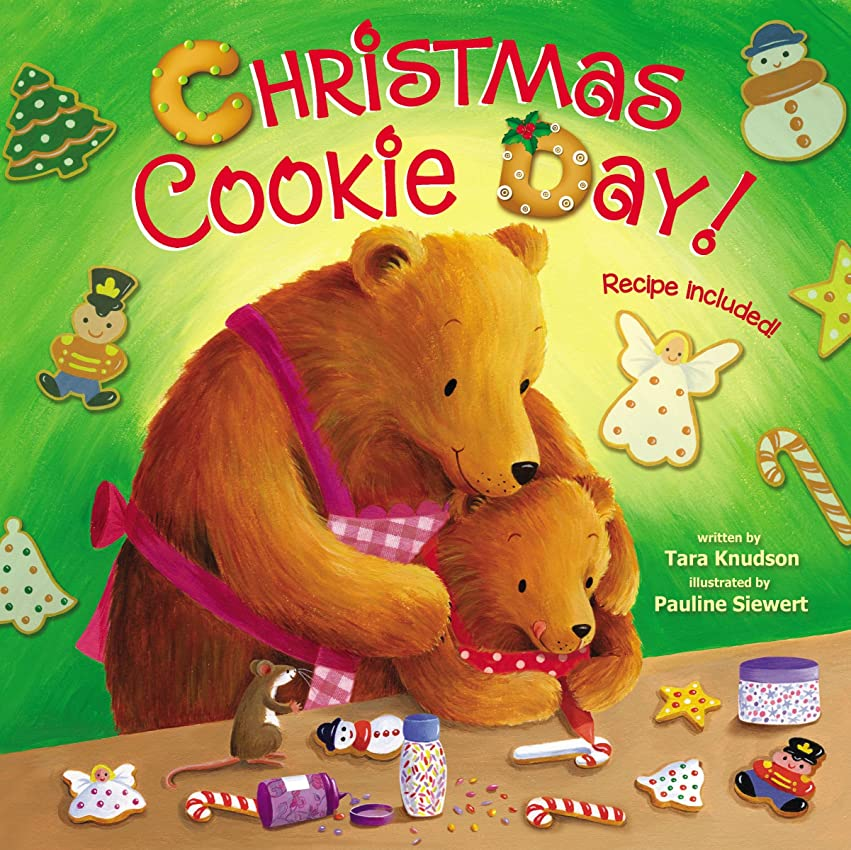 シェフ課税荒廃するChristmas Cookie Day! (English Edition)