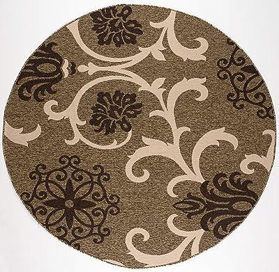 Amazon.com: Home Decorators Collection Persimmon - Alfombra ...