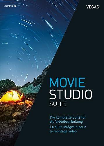 VEGAS Movie Studio 14 Suite [Téléchargement]