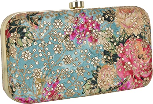 PARIZAAT BY SHADAB KHAN Women's Clutch … product image